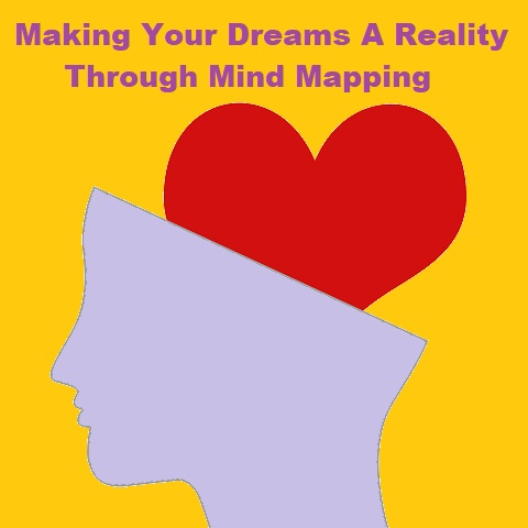 Making Your Dreams A Reality Through Mind Mapping